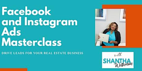 Facebook and Instagram Ads Workshop for Real Estate Professionals tickets