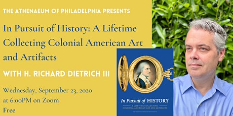 In Pursuit of History with H. Richard Dietrich III tickets