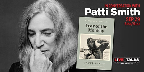 Patti Smith -- Words, Images and Music tickets