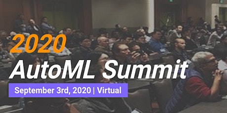 AutoML Global Summit 2020 tickets