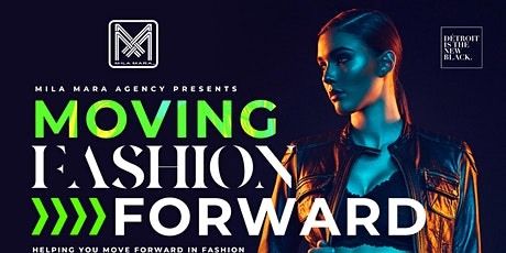 MOVING FASHION FOWARD tickets