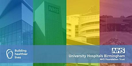 Reset, refocus, reprioritise - briefing - Heartlands Hospital tickets