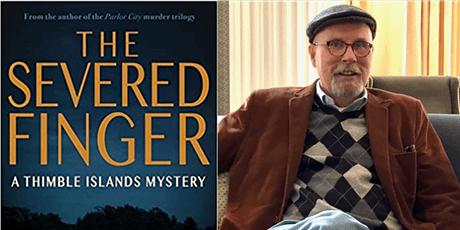 """""""The Severed Finger"""": A Virtual Author Talk with Arno B. Zimmer Tickets"""