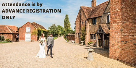 Lillibrooke Manor WEDDING FAIR 1st November tickets