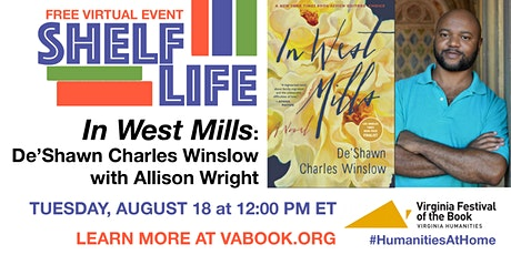 SHELF LIFE: In West Mills with De'Shawn Charles Winslow and Allison Wright tickets