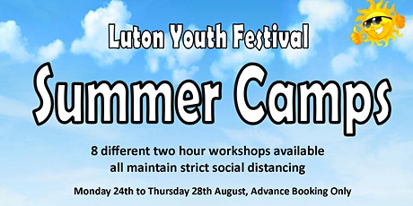 Luton Youth Festival Summer Camp - Beatboxing tickets