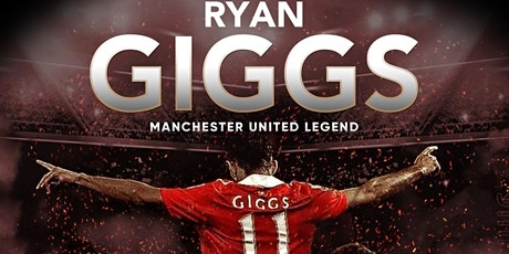 Evening with Ryan Giggs tickets