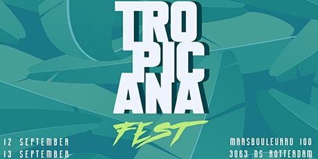 Tropicana Fest - Art meets Music | Halftime show: Dichter tickets