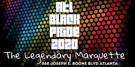 ATL BLACK PRIDE BY: THE LEGENDARY MARQUETTE tickets