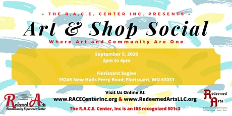 Art & Shop Social tickets