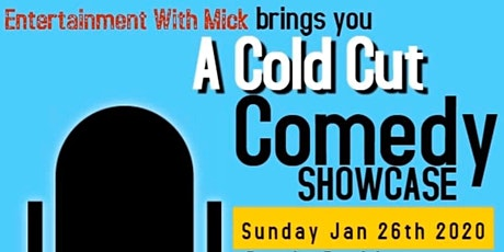 Cold Cut Comedy tickets