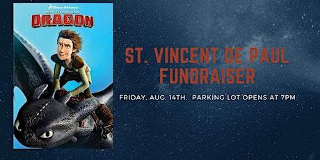 St. Vincent de Paul Movie Night tickets