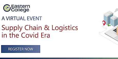 Supply Chain & Logistics in the COVID era tickets