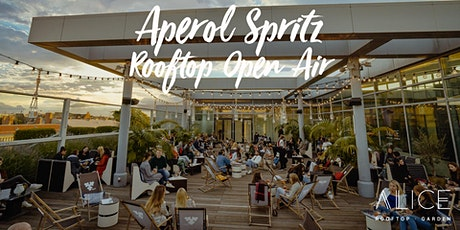 Aperol Spritz Rooftop Open Air tickets