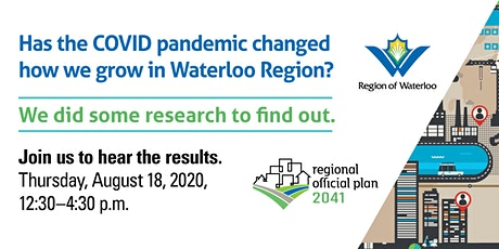 Region of Waterloo & University of Waterloo Research Symposium tickets