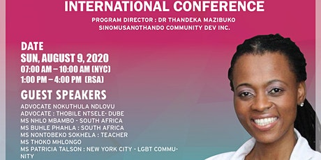 Women of Magnitude Domestic Violence and Health International Conference tickets