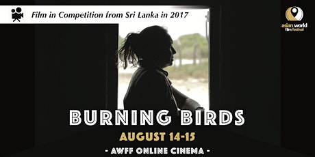 AWFF Online Cinema - BURNING BIRDS tickets