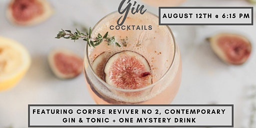 Virtual Happy Hour with Bar Chef Cocktail Kits