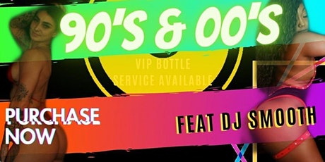 90's to early 2000s Party! tickets