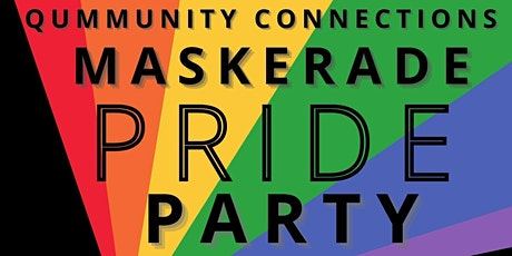 MASKERADE PRIDE PARTY tickets