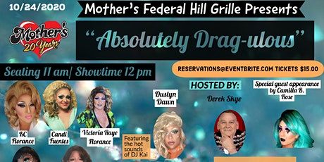 Absolutely Drag-ulous Brunch & Show tickets