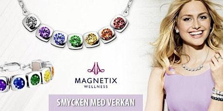 Magnetix Wellness kataloglansering tickets
