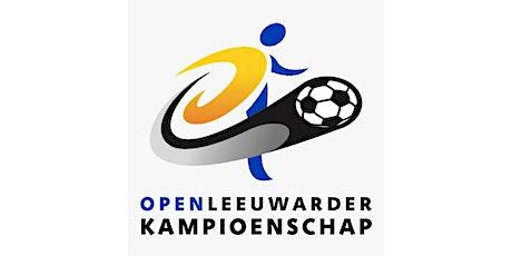Open Leeuwarder Kampioenschap 2020 tickets