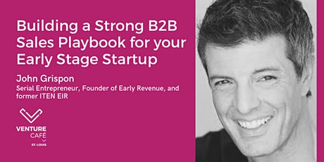 Building A Strong B2B Sales Playbook For Your Early Stage Startup Led tickets