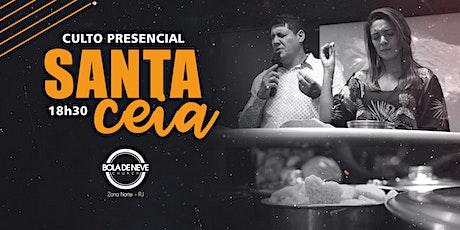 Culto Bola de Neve Zona Norte RJ | 09.08 ingressos