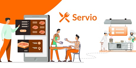 Servio for QSR/Casual Dining for Referral Partners & Certified Resellers tickets