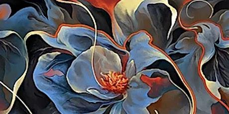 Procreate Digital Painting on Zoom tickets