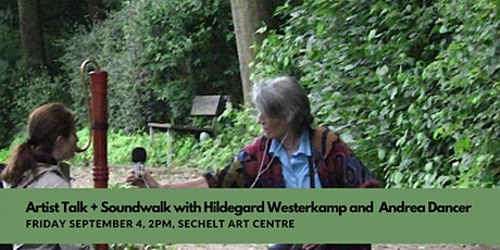 Soundwalk with Hildegard Westerkamp tickets