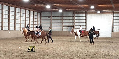 Discounted Fall Introductory Riding Program tickets