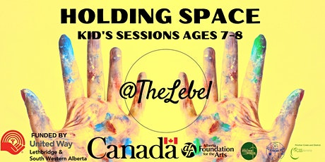 Holding Space for Kids Ages 7 to 8 October Workshop tickets