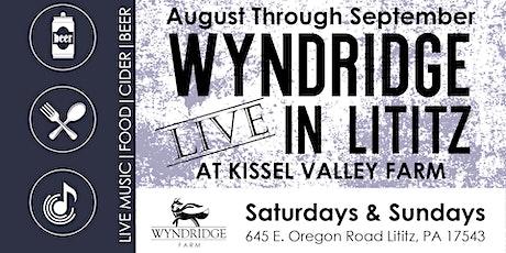 Wynridge Live in Lititz tickets