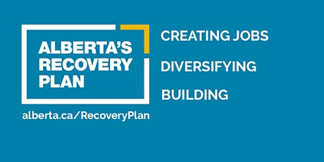 Town Hall w/Hon. Travis Toews, Finance Minister on Alberta's Recovery Plan tickets