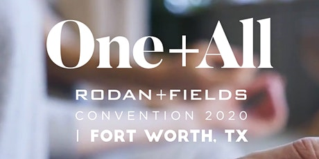One+All Convention 2020 | Fort Worth tickets