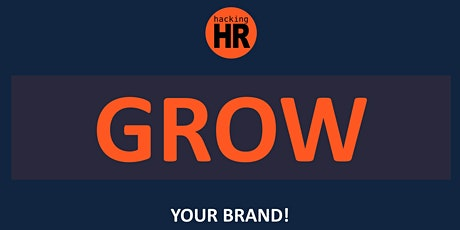 GROW Your Brand tickets