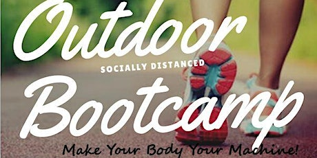 Outdoor Boot Camp tickets