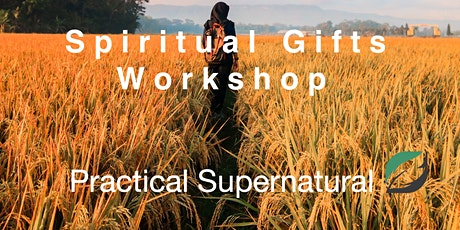 Gifts of the Spirit Workshop - Discerning of Spirits tickets