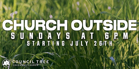 Worship Outside August 16, 2020 tickets