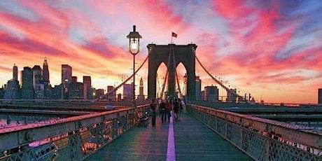 Brooklyn Bridge Date Walking tickets