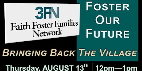Foster Our Future-Bringing Back The Village #2 tickets