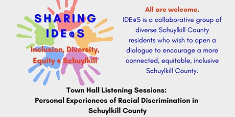 Sharing IDE@S: Inclusion, Equity, & Diversity @ Schuylkill tickets