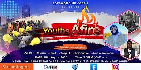Teens Afire tickets