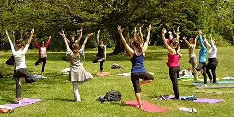 Yoga & Networking in the Park tickets