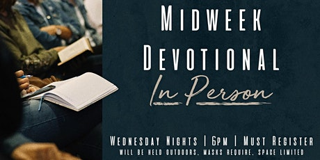 Wednesday Night Bible Study tickets