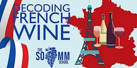 French Wine Workshop tickets