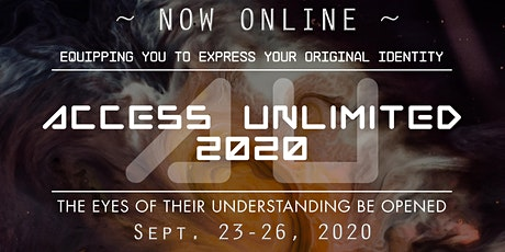 Access Unlimited 2020 - ONLINE! tickets