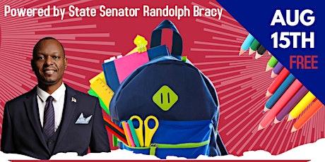 Senator Randolph Bracy's Voice Your Vote: Back-To-School Jam (Sanford, FL) tickets